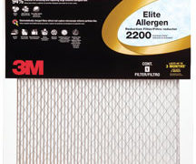 Filtrete Elite Allergen Reduction filter