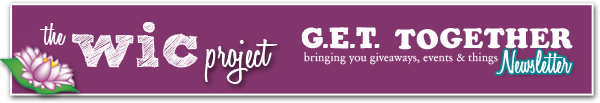 The WiC Project G.E.T. Together Newsletter