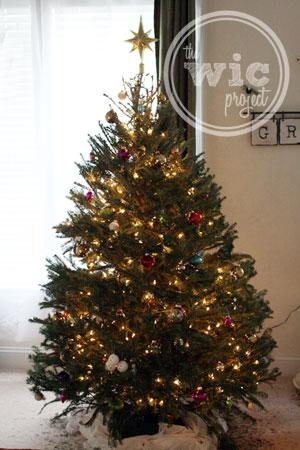 Sears Christmas Tree