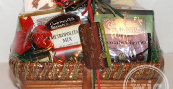 Gourmet Gift Baskets Christmas Basket Classic