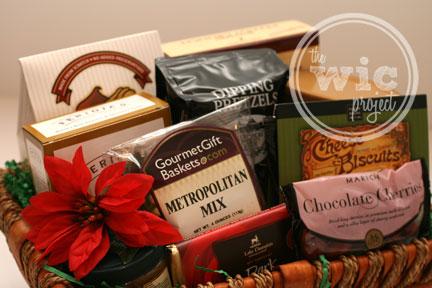 Gourmet Gift Baskets Christmas Basket Classic