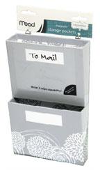 Organizher Magnetic Storage Pockets