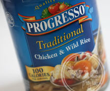 Progresso Chicken & Wild Rice