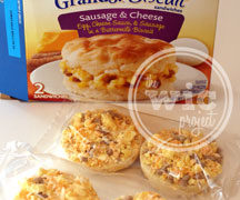 Pillsbury Grands! Biscuit Sandwiches