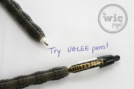 UGLee Ergonomic Pen