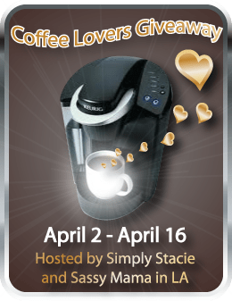 Coffee Lovers Giveaway