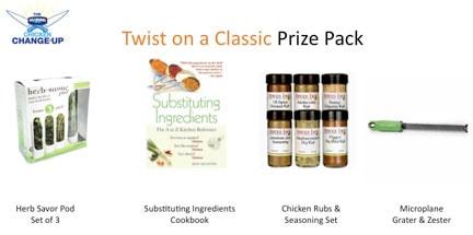 Hellmann's Prize Pack