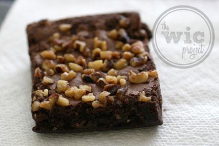 Gourmet Gift Baskets Fudge Walnut Brownie