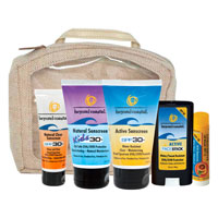 Beyond Coastal Prize Pack