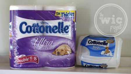 Cottonelle Products