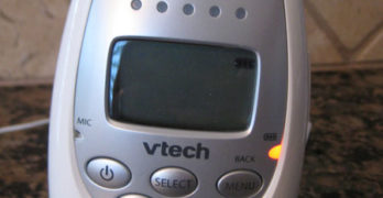 VTech Safe and Sound Digital Audio Monitor – Review & Giveaway