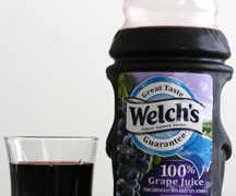Celebrate National Wine Month with Welch's Grape Juice – Giveaway