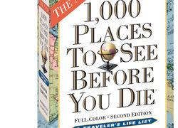"Explore ""1000 Places to See Before You Die"" – Review & Giveaway"