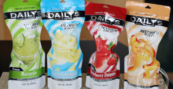 Daily's Cocktails Original Frozen Pouches