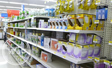 GE Light Bulbs at Walmart