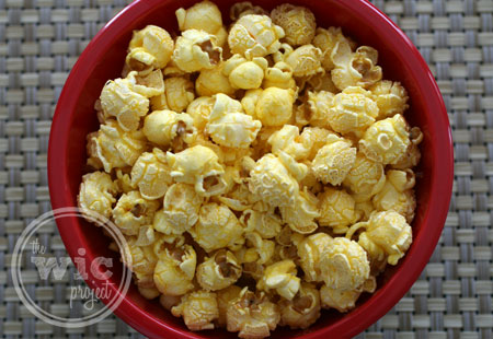 Jerry's Nut House Gourmet Butter Popcorn