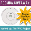 Roomba Group Giveaway Signups