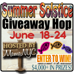 Summer Solstice Giveaway Hop