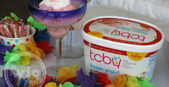 TCBY Tropical Splash Celebration