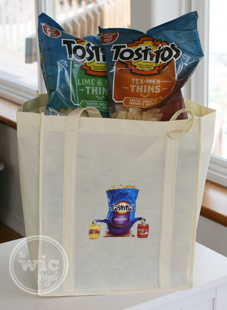 Tostitos Thin Prize