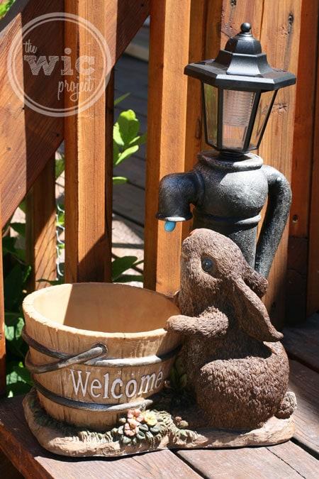 Welcome Bunny