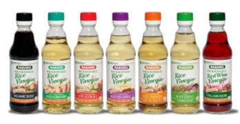 Low Calorie, High Flavor Cooking with Nakano Seasoned Rice Vinegars & Asian Chicken Nuggets Recipe