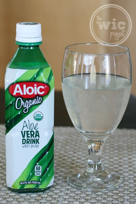 Aloic Aloe Vera Drink