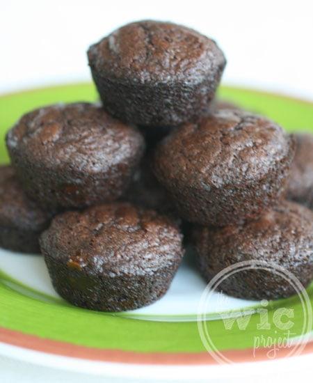 Mocha Caramel Brownie Bites