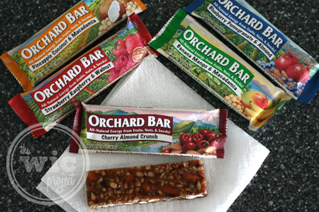 Orchard Bar - Cherry