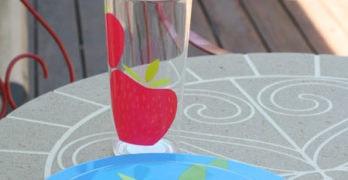 Summer Strawberry Dinnerware at Target