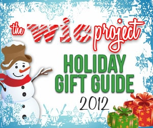 The WiC Project 2012 Holiday Gift Guide