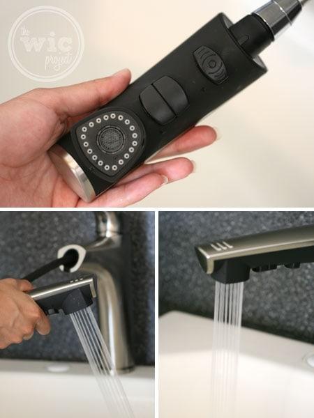 Danze Taju Spray Handle