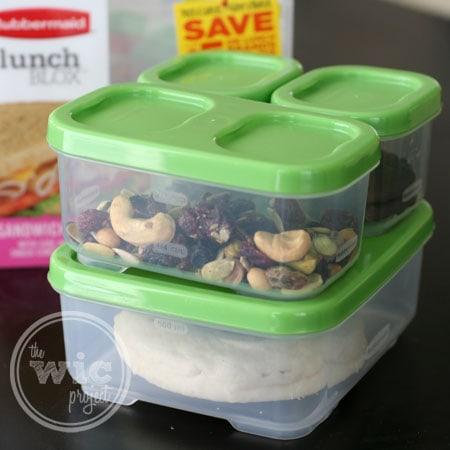 Rubbermaid LunchBlox Sandwich Kit