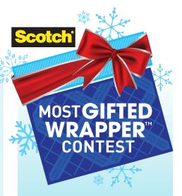 Scotch Most Gifted Wrapper Contest