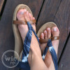 LAMO Uptied Sandals