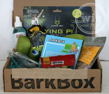 August Bark Box