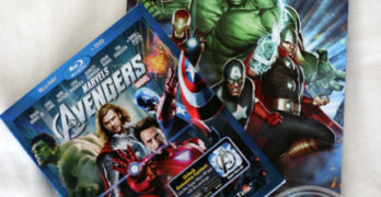 The Avengers Blu-Ray/DVD/Graphic Novel Combo Pack