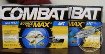 Combat Source Kill Max Ant Bait and Ant Gel