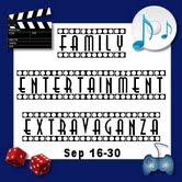 Family Entertainment Blog Hop
