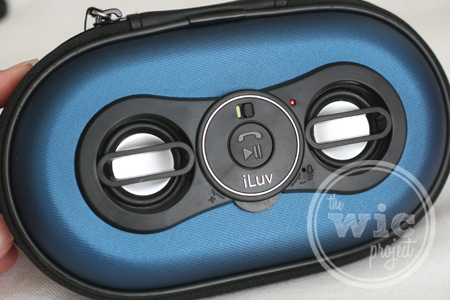 iLuv SmashBox Pro Portable Speakers