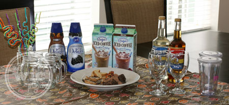 International Delight Coffee Party