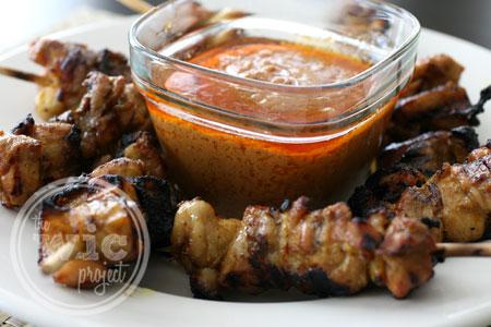 Prima Taste Chicken Singapore Satay