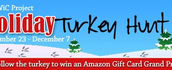 2012 Holiday Turkey Hunt Blog Hop