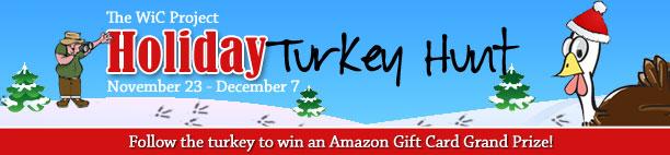 2012 Holiday Turkey Hunt  Blog Hop