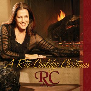 """""""A Rita Coolidge Christmas"""" CD"""