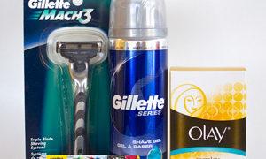 P&G Shaving Prize Pack