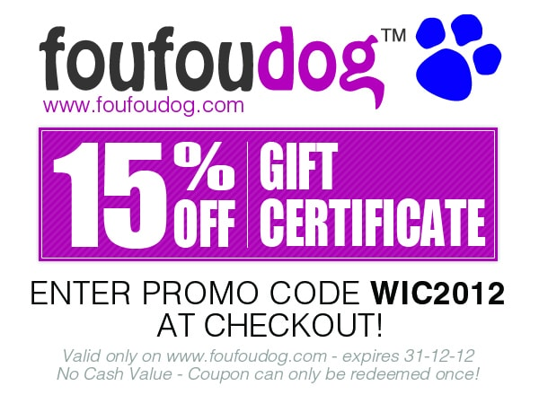 FouFou Dog Coupon