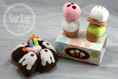 DUKTIG 18-piece Dessert Set