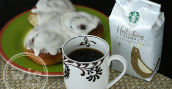 The Delicious Pairing of Starbucks Holiday Blend and The Bakery at Walmart