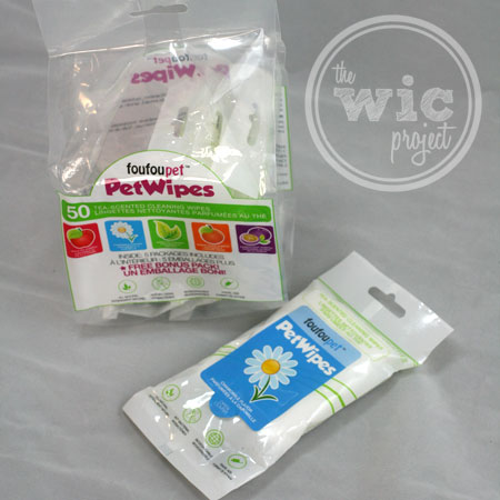 Fou Fou Pet Pet Wipes